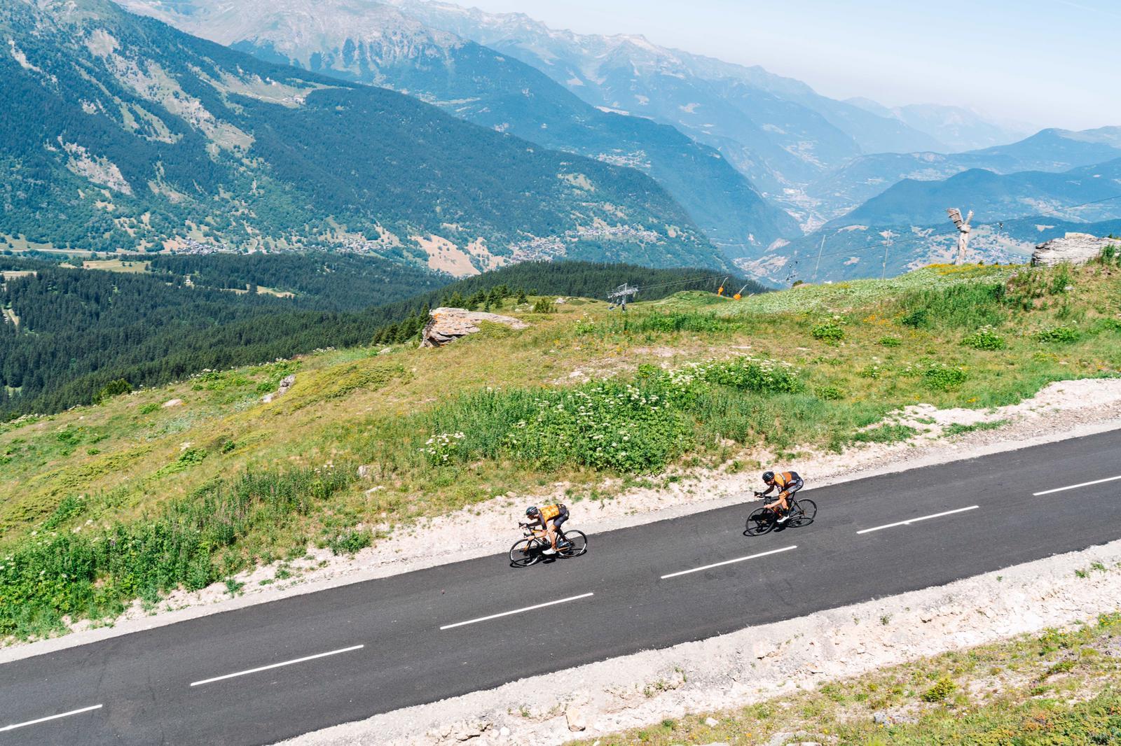 Col de la Loze – the Meribel Ascent » Unfound
